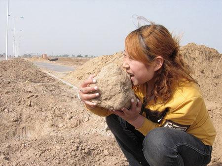Comer tierra o geofagia
