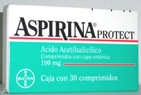 Nuevo beneficio de la aspirina