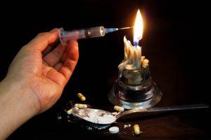 Aumenta el consumo de heroína