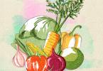 ¿Cuántos vegetales hay que comer?